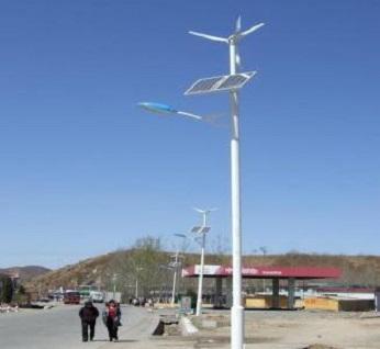 甘孜太阳能风能路灯工程
