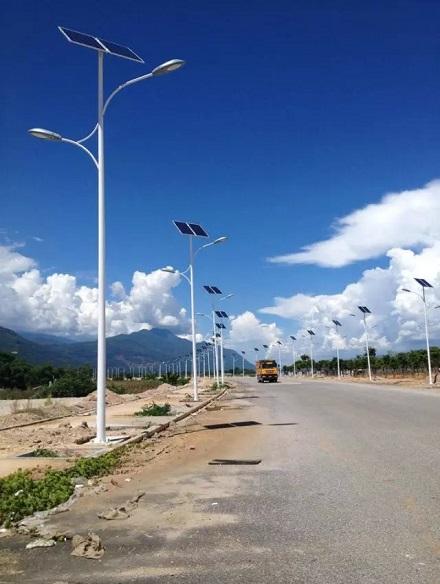 西藏日喀则合作路灯