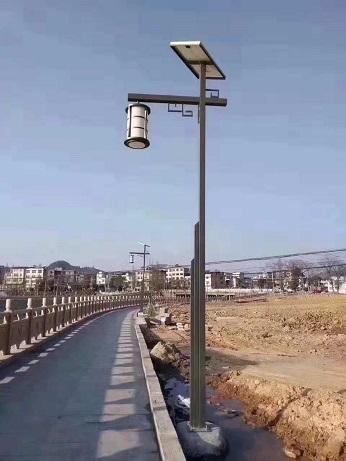 凉山太阳能庭院灯