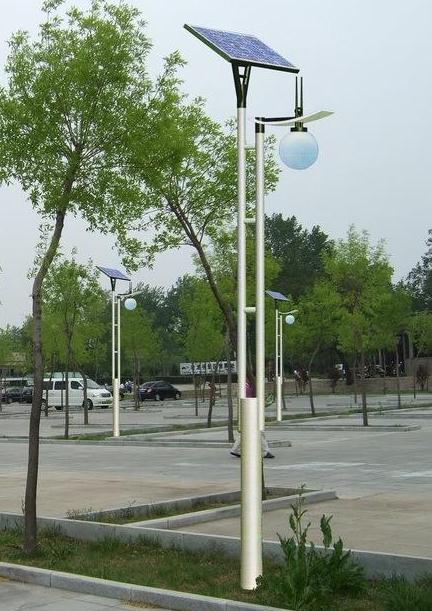 南充太阳能路灯工程