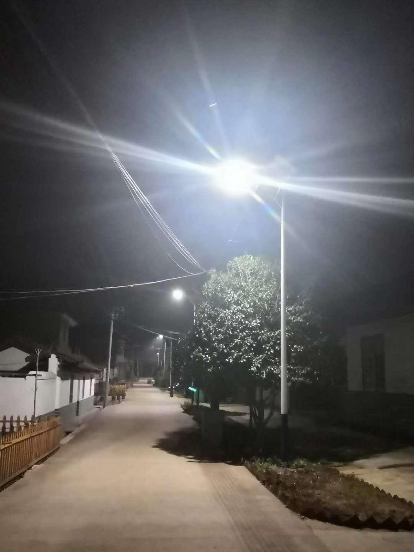 达州太阳能路灯