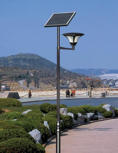 太阳能路灯比普通路灯贵在哪里----成都太阳能路灯