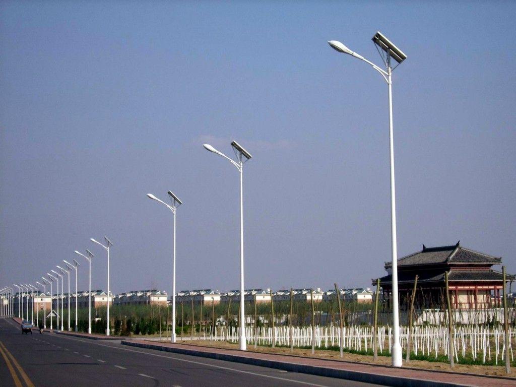 新农村太阳能路灯的优点来了
