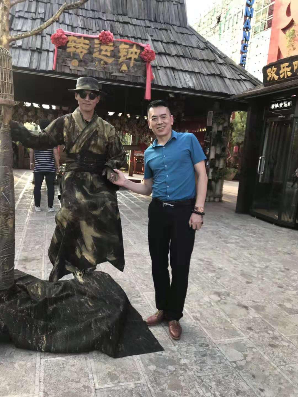 郑州触摸一体机领导丽江游玩心得。
