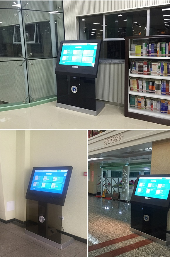 河南触摸一体机被郑州各大银行医院都纷纷采购。