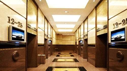 河南广告机诉说广告机在电梯间的应用