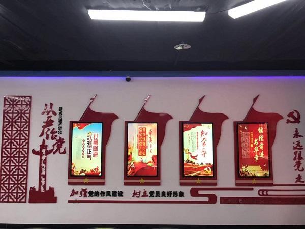 河南广告机智慧金雀办公室新面貌,焕然一新,新起点,新征程