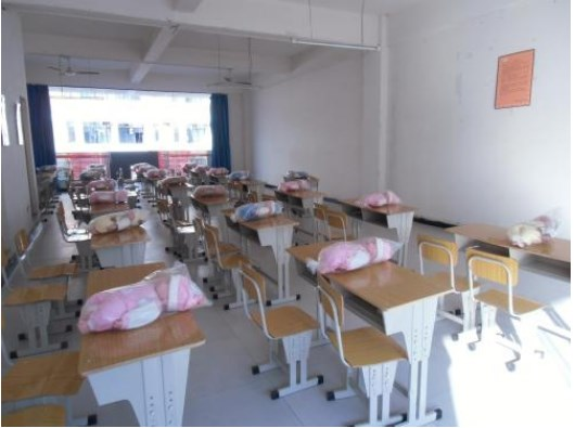 育婴培训室