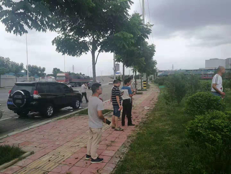 成都通站路绿化工程