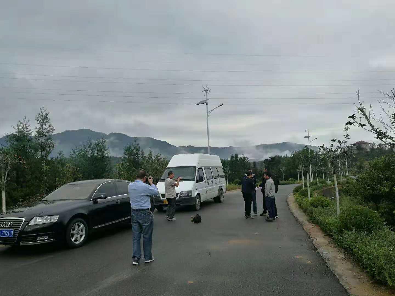 冕宁县红樱湖绿化工程案例