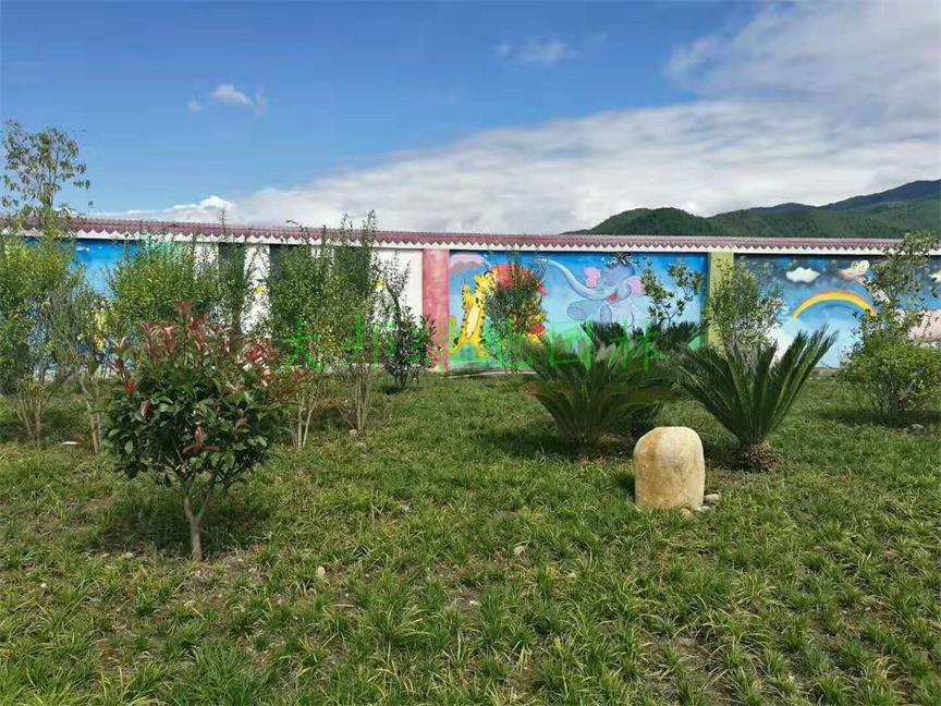 四川園林綠化工程的重要組成部分之一,園林排水工程