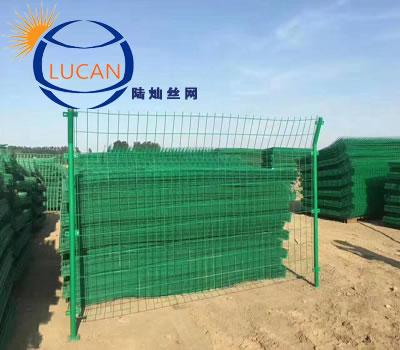 陆灿护栏网