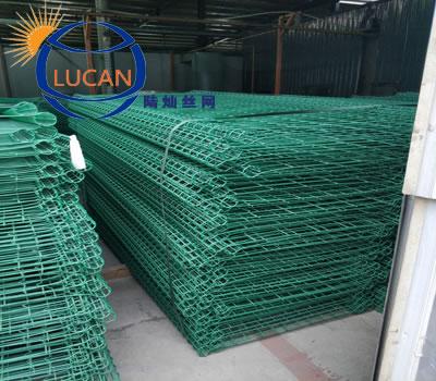 河北绿化防护卷圈护栏网