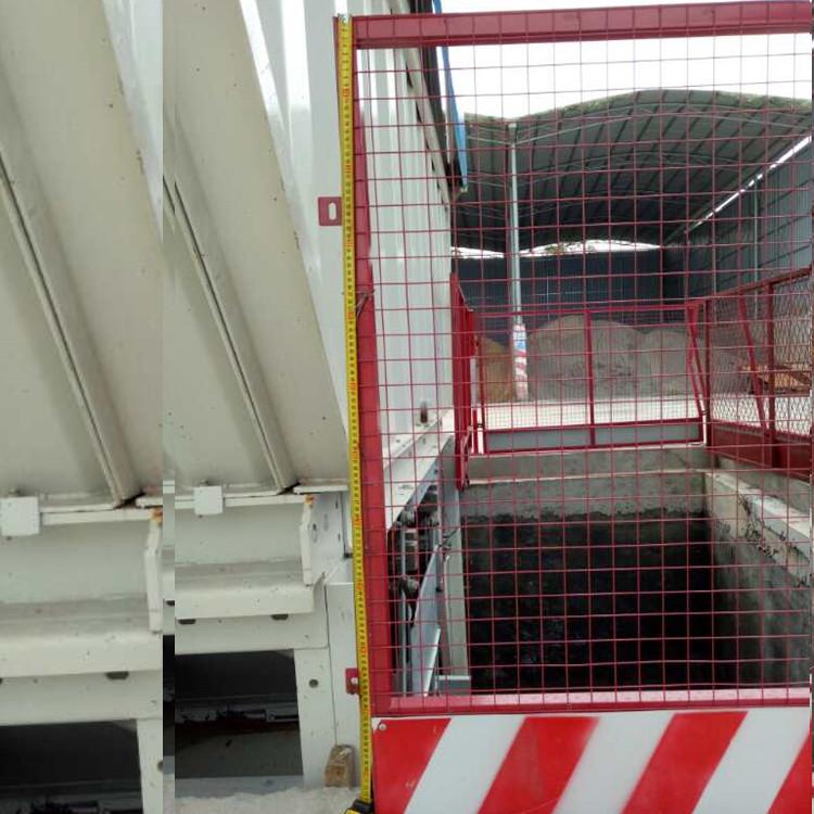 贵州黔东南某施工地采购基坑临边护栏网