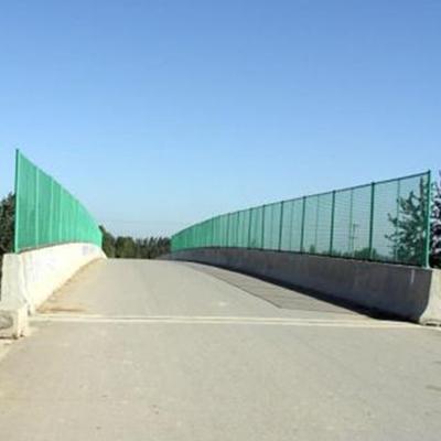 山东青岛某建筑公司采购桥梁防抛网护栏网