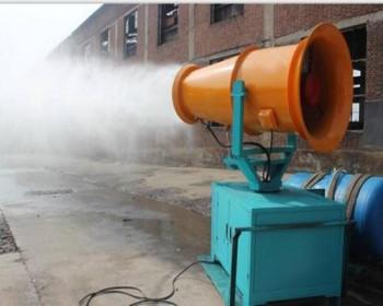 除尘雾炮机应用领域
