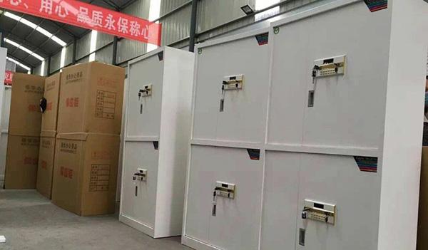 成都办公文件柜生产厂家厂区图片