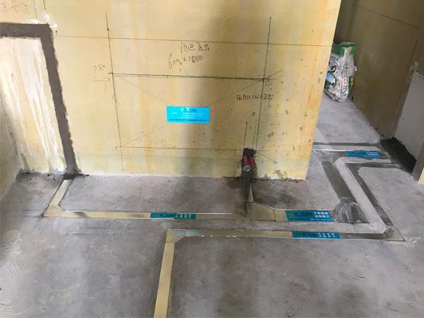 蒂斯曼国际2-暗装暖气片一期工程