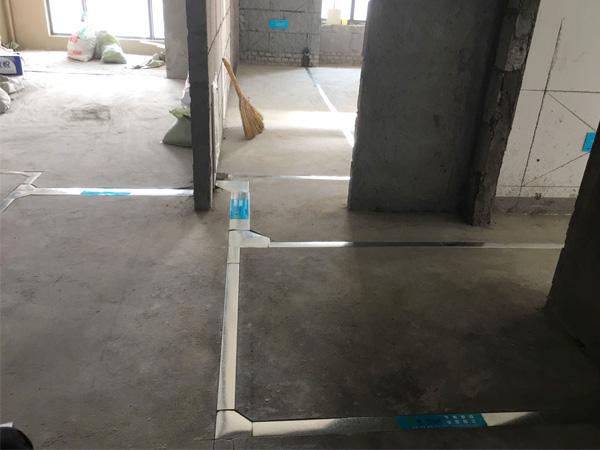 國際百納8-暗裝暖氣片一期工程
