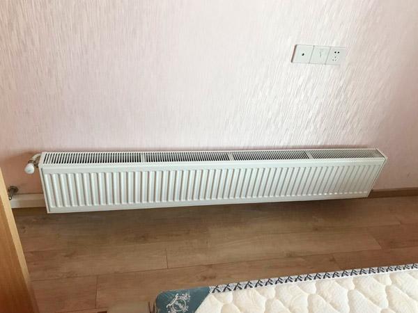 当代国际城23-明装暖气系统