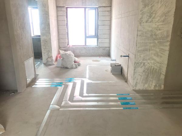 复地海上海8-暗装暖气系统一期工程