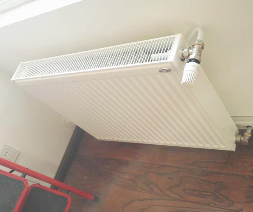 歌林花園33-明裝暖氣片系統