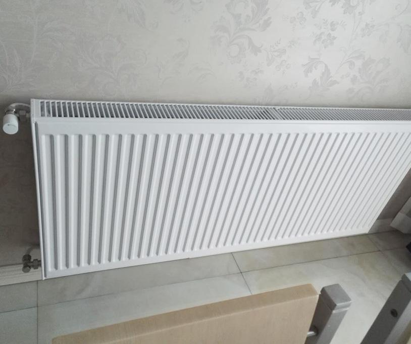 金地格林萊茵區M棟明裝暖氣片系統