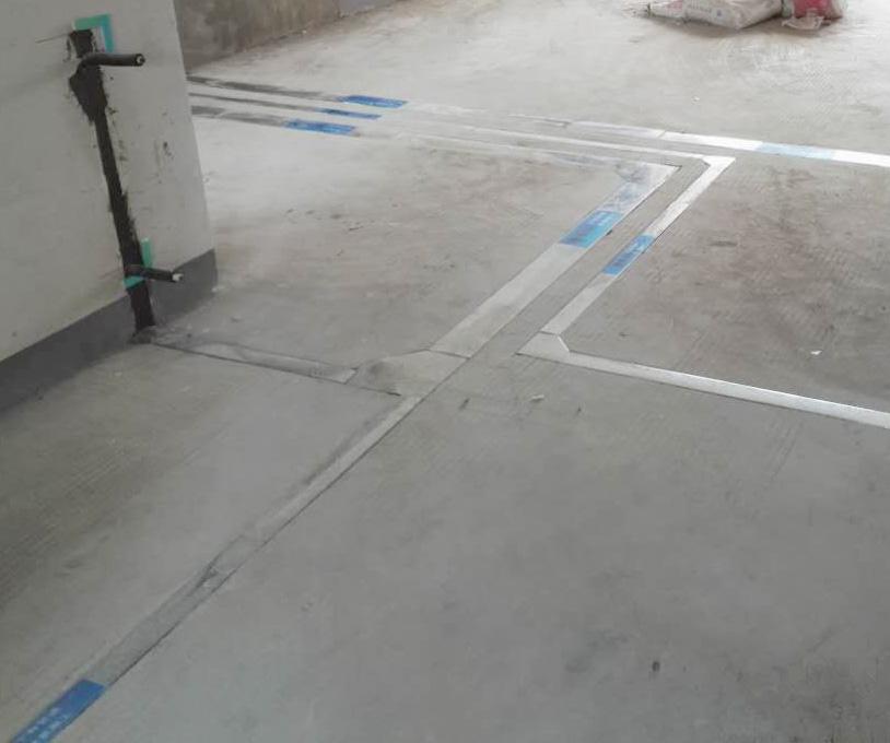 東湖城二期11-暗裝暖氣片一期工程