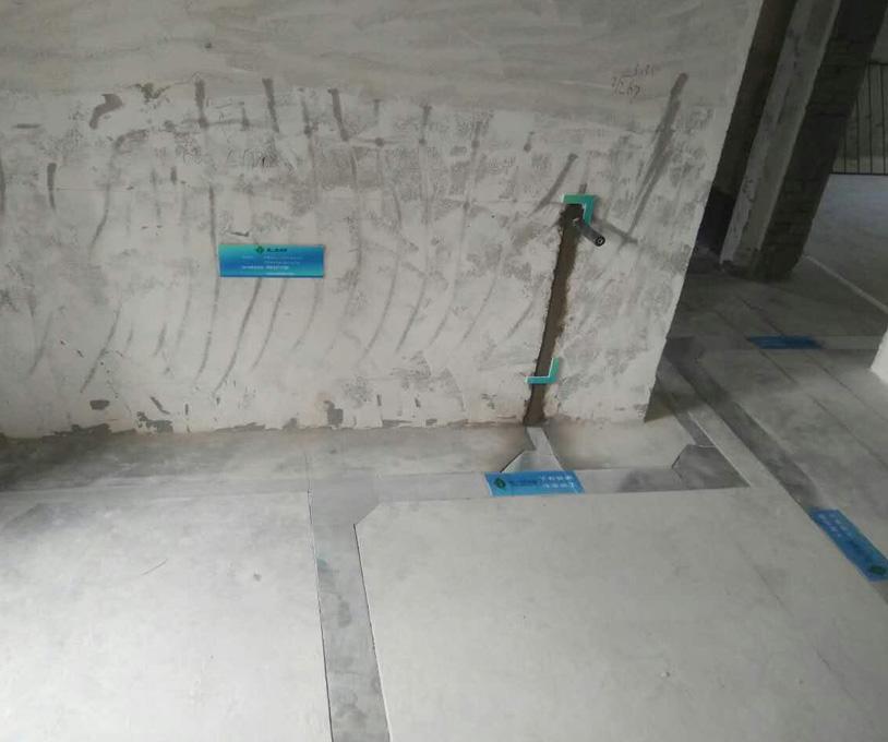 金地自在城5-暗裝暖氣片一期工程