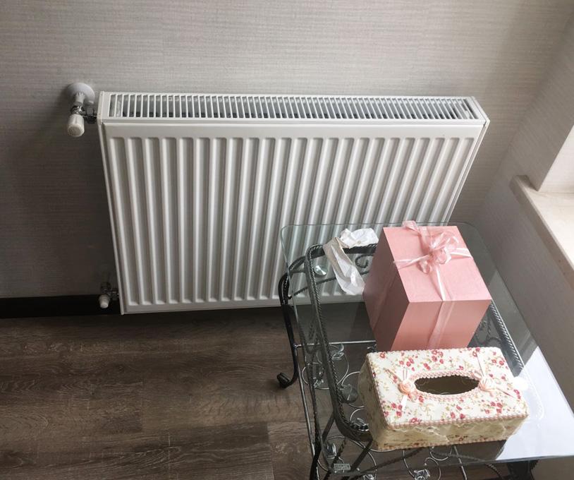 金地自在城k3-7-暗裝暖氣片二期工程