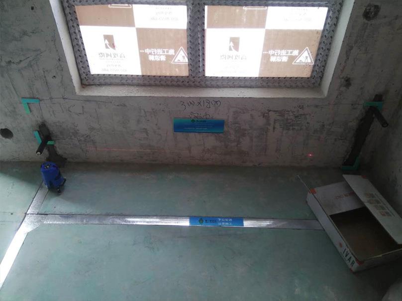 复地东湖国际五期1-暗装暖气片一期工程