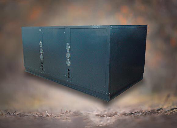 水地源热泵热水机组