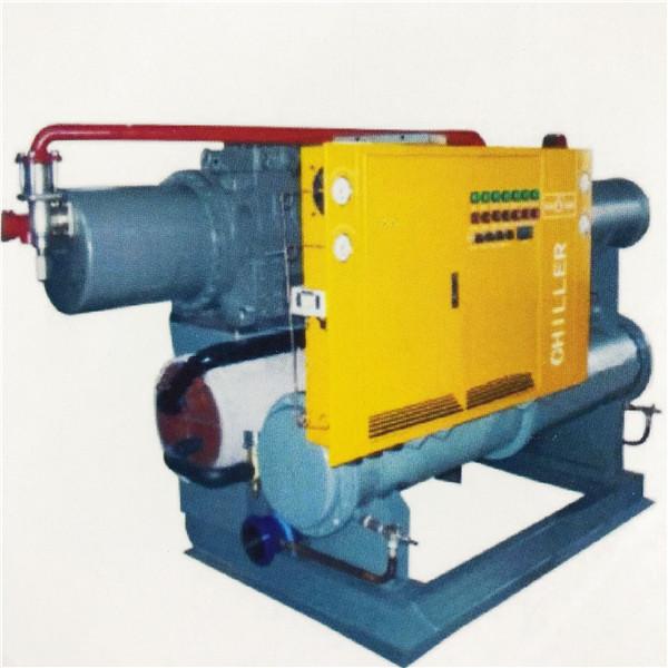 螺杆式热回收冷水机组