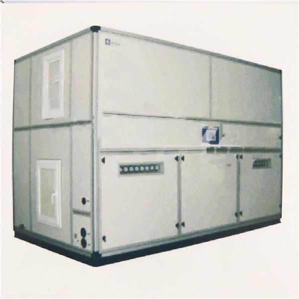 水冷型恒温恒湿洁净式空调机案例