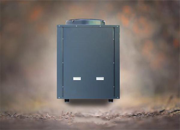 高温热水机组案例
