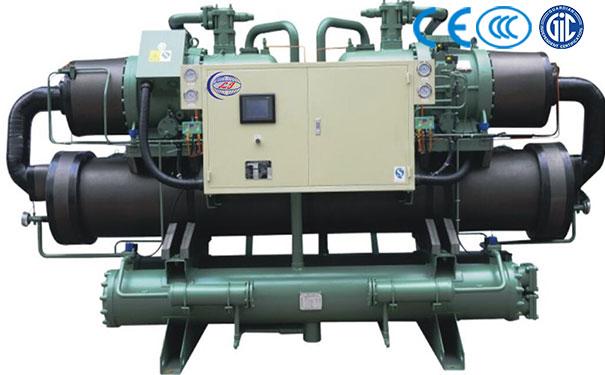水冷螺杆空调型冷水机