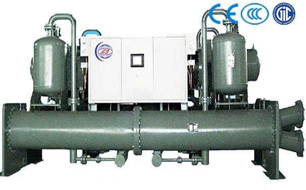 水冷螺杆满液式冷水机组