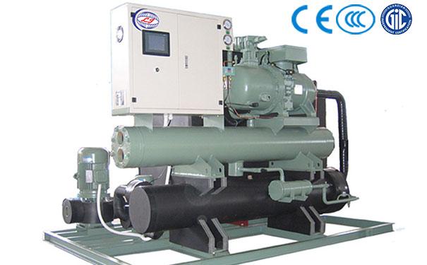 水冷螺杆工业一体式冷水机组