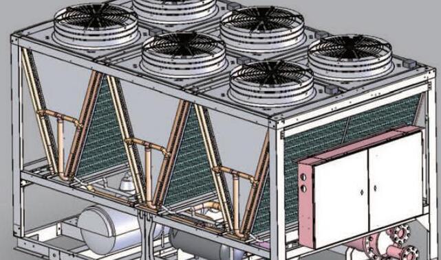 商用循环热水机组