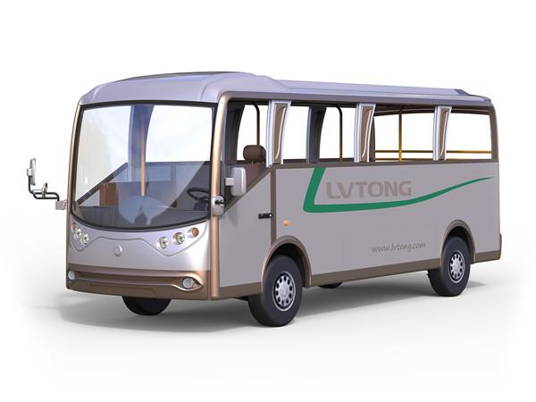 陕西电动封闭式旅游观光车—二十三人座LT-S23.F