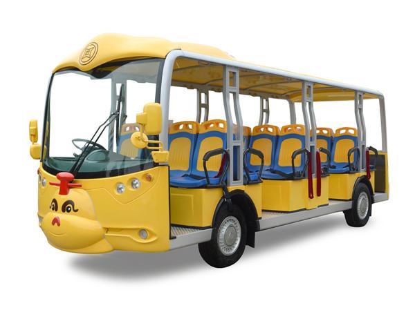 二十三人座游观光车(卡通版) LT-S23
