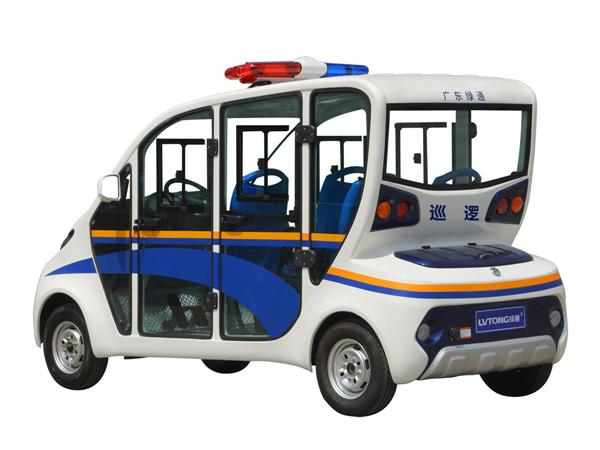 封闭式电动巡逻车——五人座LT-S5.PAF