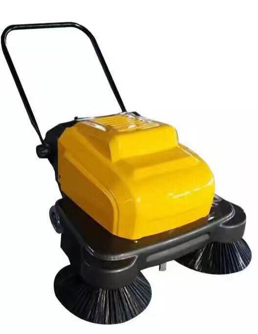 陕西电动手推式MN-P100A扫地车