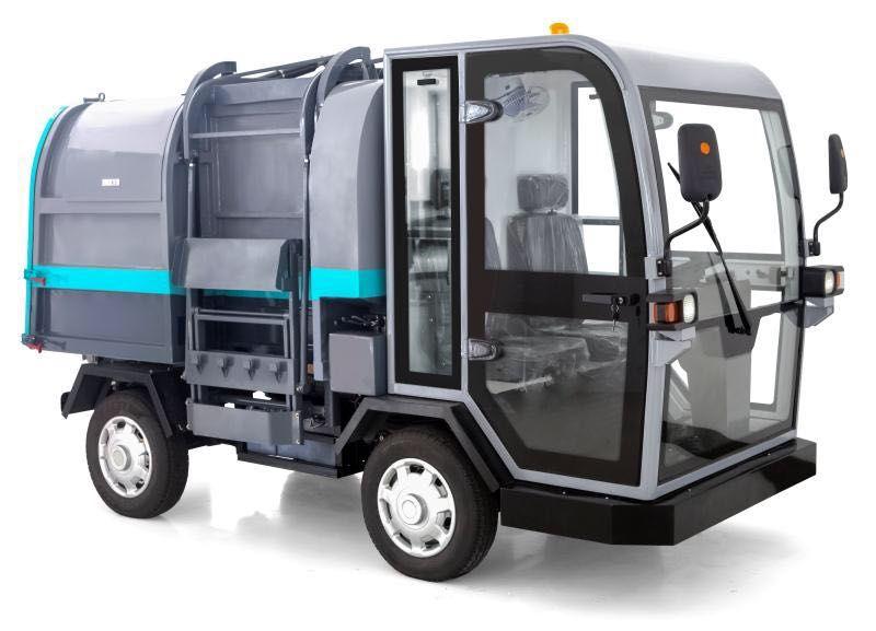 电动扫地车翻桶车MN-H90A