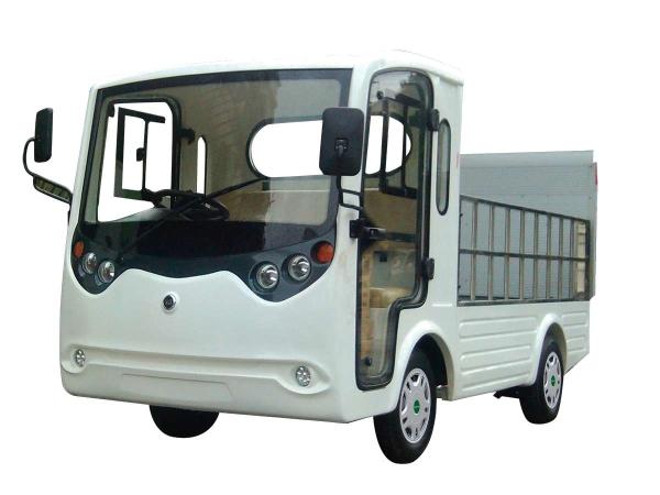 陕西厢式电动货车LT-S2.B.HX