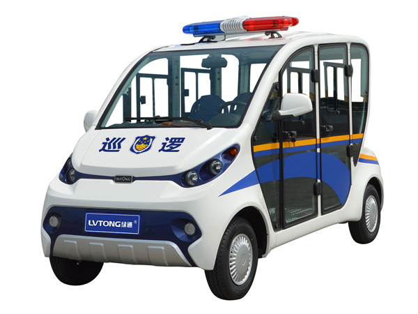 陕西电动巡逻车—桂林市七星分局