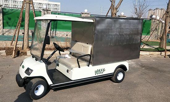 陕西电动餐车