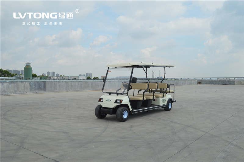 电动高尔夫观光球车的维护及管理