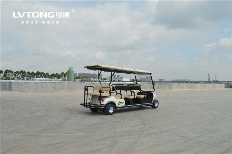 陕西高尔夫电动观光车——十一人座LT-A8+3