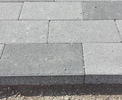 襄阳园林广场透水砖